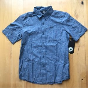 Volcom Button Down